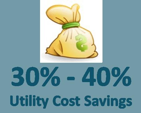 Utility SAVING cost