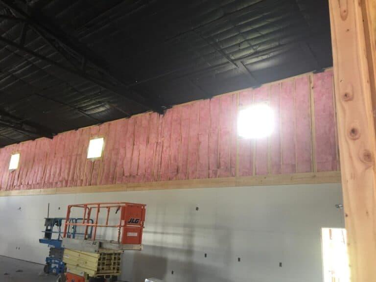 Window / Wall Insulation