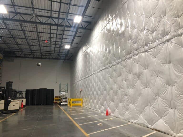 Warehouse Wall Insulation